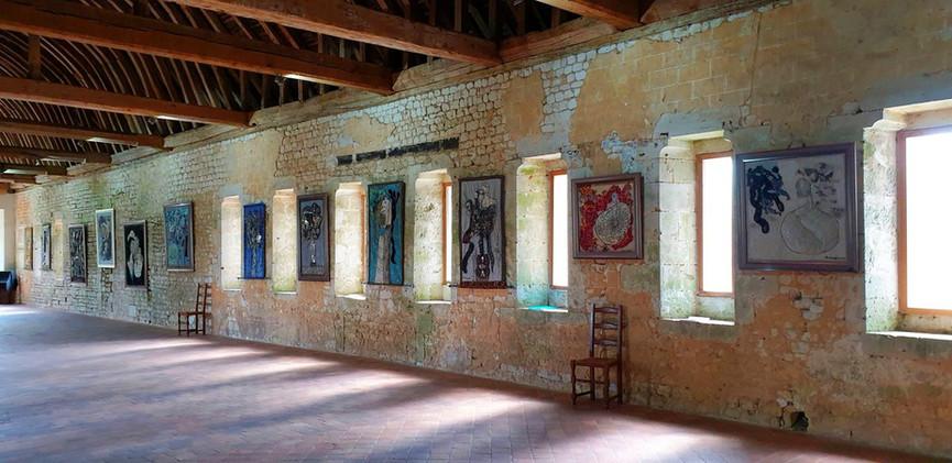 Abbaye de Fontaine Guérard 2020