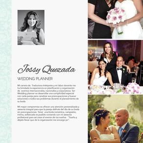 JOSSY QUEZADA - WEDDING PLANNER
