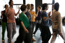 Bide Barcelona Dance Exchange 2012