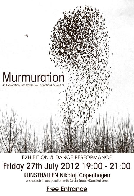 Murmuration 2012