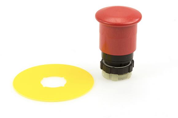 962832 - ORIGINAL Wascomat Knob Emergency Stop Switch
