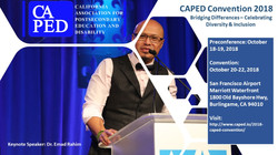 CAPED Conference Keynote