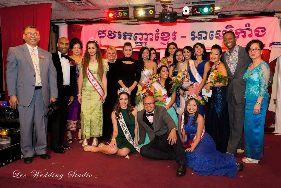 DC Miss Cambodian America Pageant
