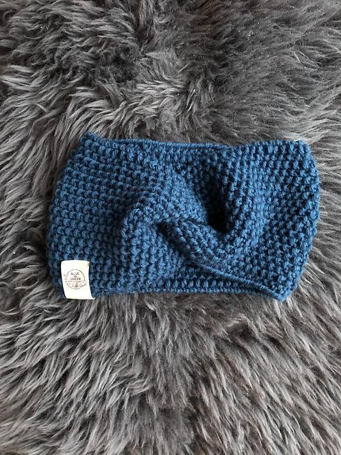 Wolle Stirnband