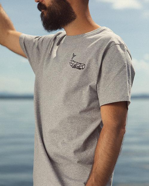 T-shirt classic gris