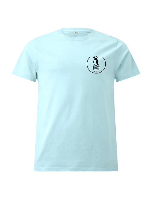 "T-shirt ""Puffin"" Aqua"