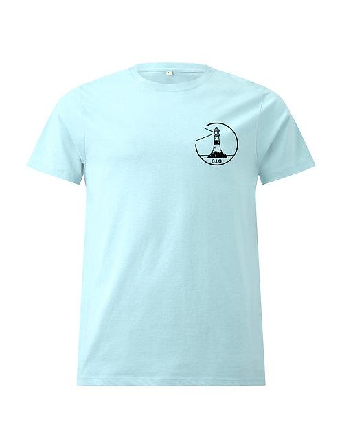 "T-shirt ""Lighthouse"" Aqua"
