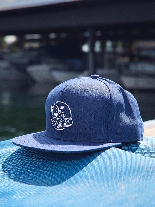 """SnapBack-Cap """"Ozean"""""""