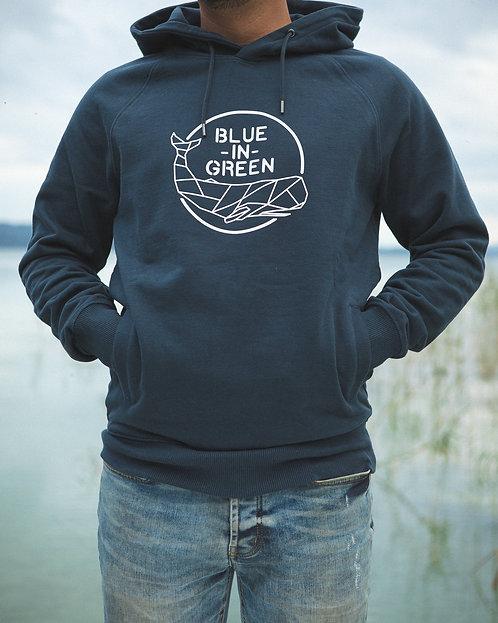 """Sweatshirt """"Classic"""" Denim (Unisex)"""