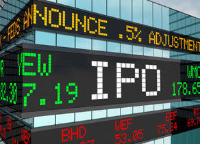 The IPO Market Is Moving Again