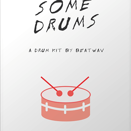 BeatWav: Some Drums