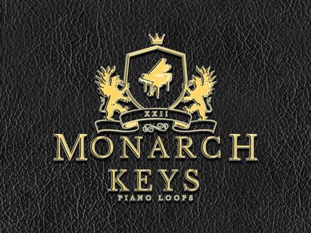FREE: Monarch Keys Piano Loops