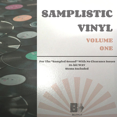 Samplistic Vinyl Vol. 1