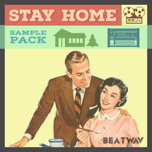 BeatWav Stay Home Sample Library