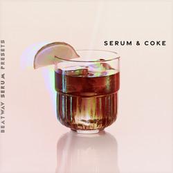 Serum & Coke Cover