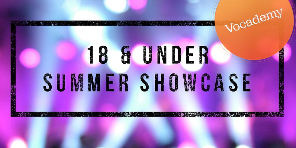 1-1 18 & Under Summer Showcase