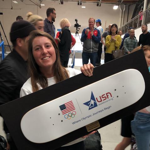 First National Skateboarding Team 2019