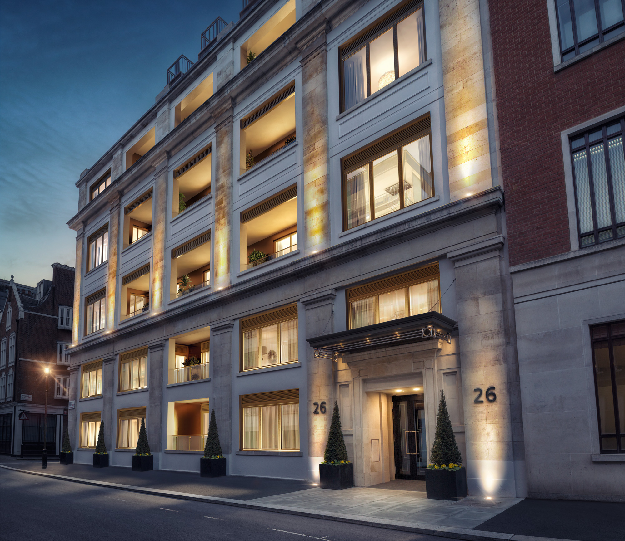 architectural Retouching, London