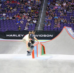 Sequence of 50-50 X Games