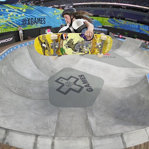 X Games 2018