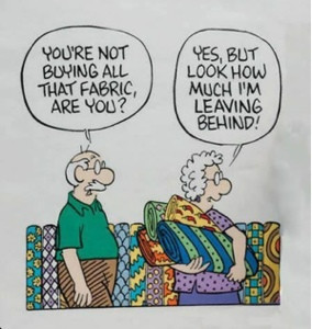 A Quilting Chuckle