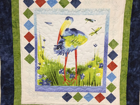 Quilt those Custom Quilts and…