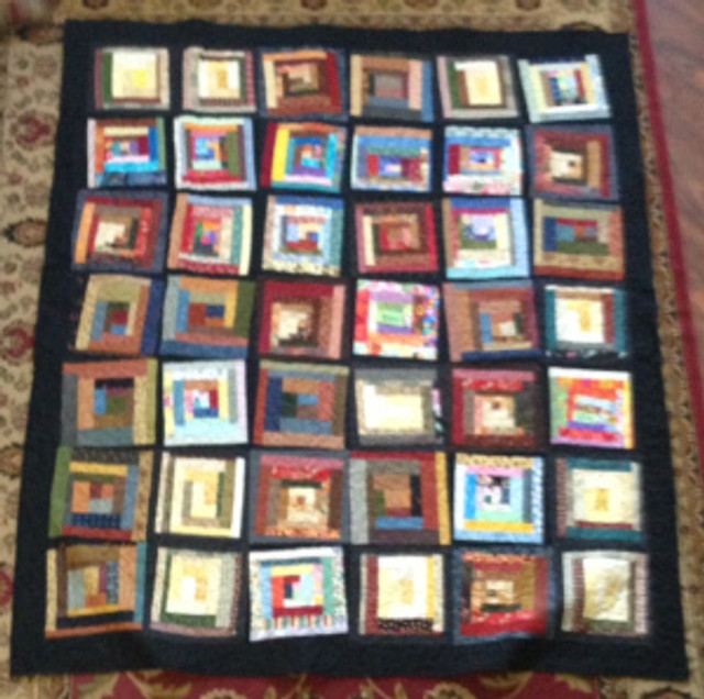 Sandy quilt full view