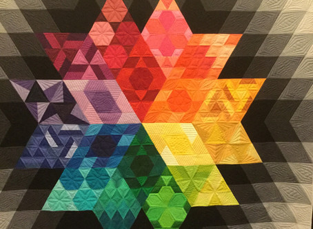 TALENT, TALENT, TALENT…GREAT QUILTS
