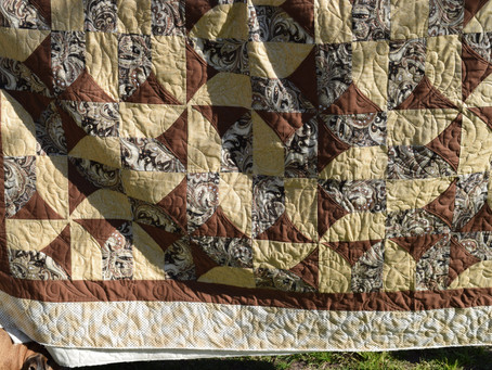ANOTHER CUSTOMER QUILT