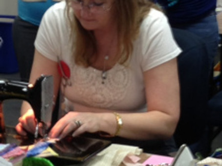 Scrap Quilting is an Experience! / Bonnie Hunter is Fantastic!