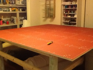 Super great cutting table!