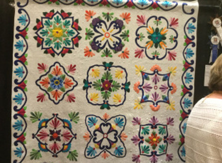 QUILTS FOR YOUR ENJOYMENT