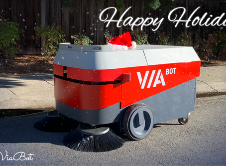 Happy Holidays from ViaBot