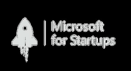 Microsoft for Startups logo