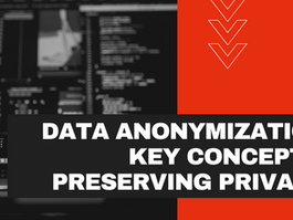 Data Anonymization Key Concepts: Preserving Privacy