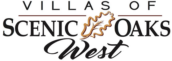 villas of scenic oaks west logo