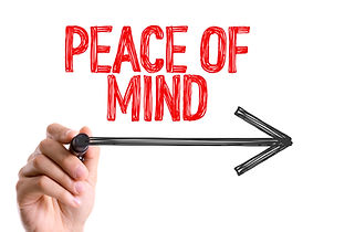 Peace of Mind with Financing