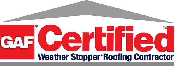 We are a GAF Certified Shingle Installer