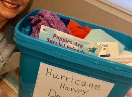 Donate to Help Hurricane Harvey Flood Victims