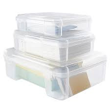 Container Store Watertight Document Cases