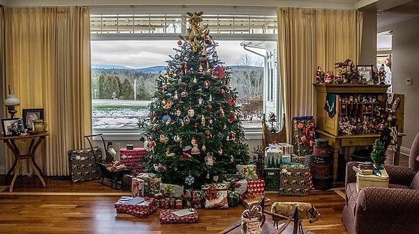 Holiday organizing and decorating