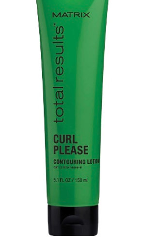 Matrix Curl Please Contouring Lotion