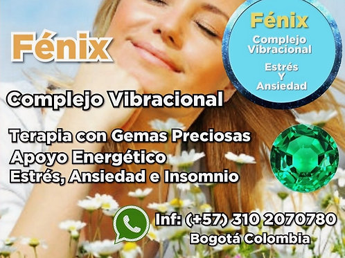 Elixir vibracional de nueve Gemas Preciosas