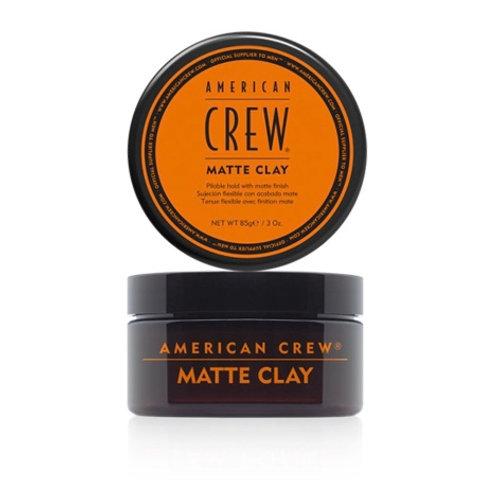 Crew Matte Clay