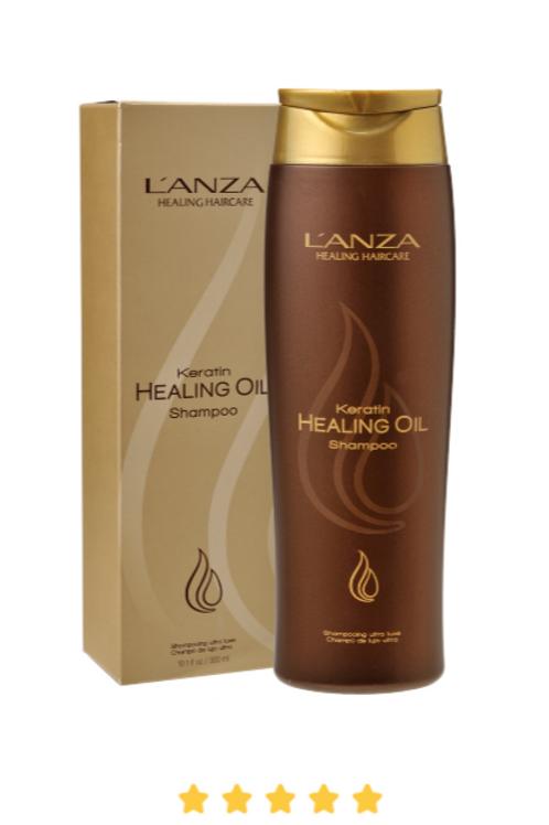 Lanza Healing Oil Shampoo