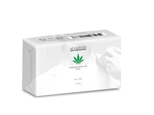 El Patron Cannabis Sativa CBD Oil Soap