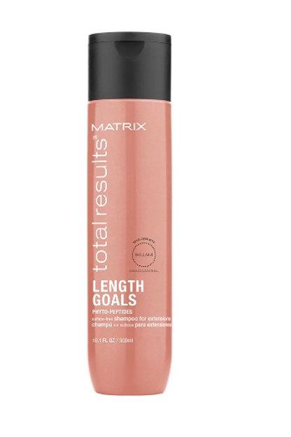 Matrix Length Goals Shampoo For Extensions