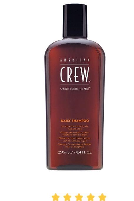 Crew Daily Shampoo
