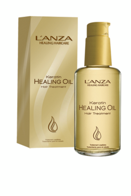 Lanza Healing Oil Hair Treatment