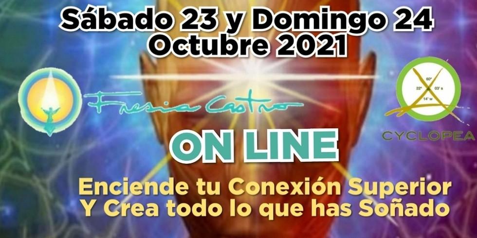 Activación de la Glándula Pineal - Octubre 23 y 24 de 2021